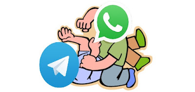 Telegram vs Whatssap
