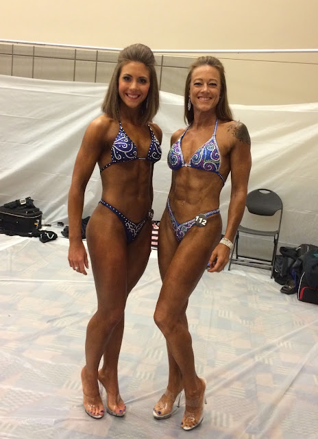 Caroline's Cues | Bodybuilding Figure Friends