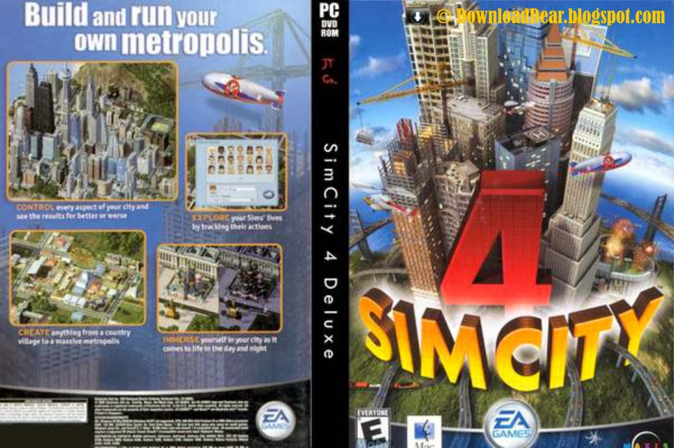 Simcity™ 4 deluxe edition download free download