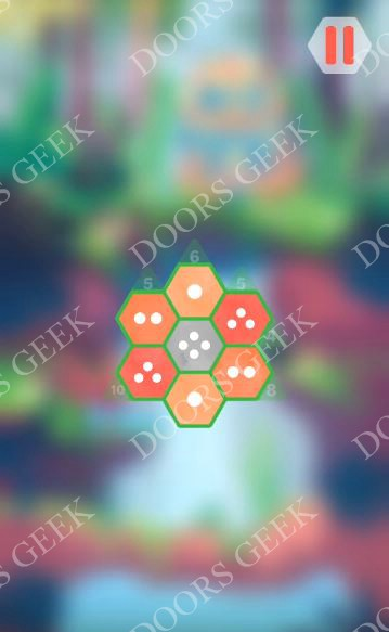 Hexologic Level 19 Solution, Cheats, Walkthrough for android, iphone and PC Steam
