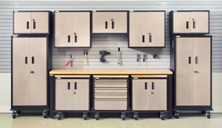 Cabinets for organization