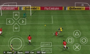 pes2015 game play