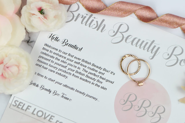 The first British Beauty Box Edit Review | Lovelaughslipstick Blog