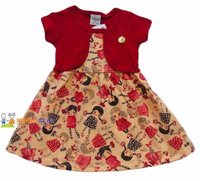 roupas de criança para revenda