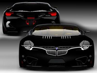 Volkswagen Dune Buggy >> BMW X9