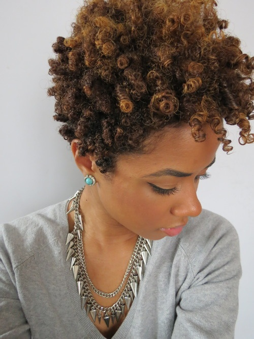 Natural Hair | To Color or Not to Color? | FabEllis
