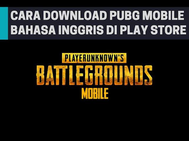 game survival PUBG yang diadaptasi ke dalam mobile smartphone PUBG Mobile telah resmi dir PUBG Mobile Telah Rilis di Play Store, Bebeginilah Tutorial Downloadnya!
