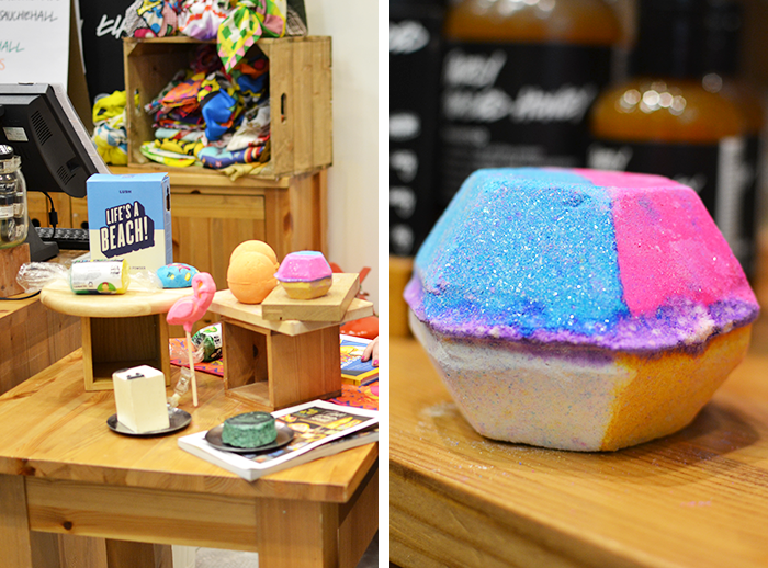 Lush 20th Anniversary | Colours and Carousels - Scottish Lifestyle, Beauty and Fashion blog