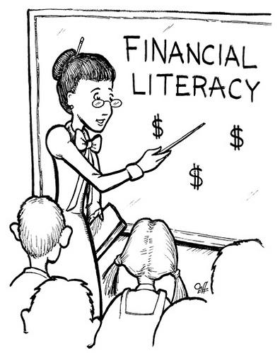 محو الأمية المالية والاقتصادية