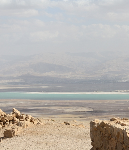 israel valley dead sea