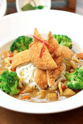 Japanese Curry Chicken Udon