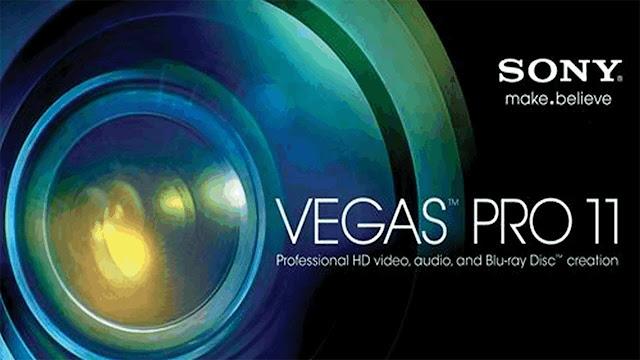 16050 0 - Sony Vegas Movie Studio HD 11 + Chave de ativação