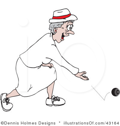 latest bowls news like schoolies week for pensioners