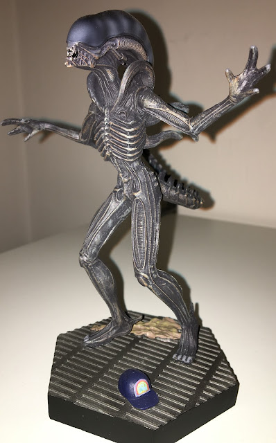 Issue 1 Alien Xenomorph figurine