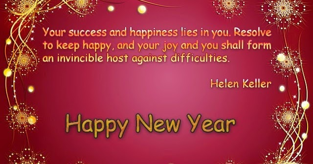 Happy New Year Success Quotes 2015