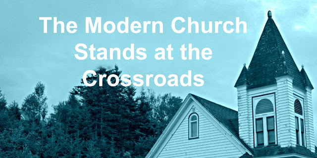 We Stand at the Crossroads - We must choose God's ways, not our own