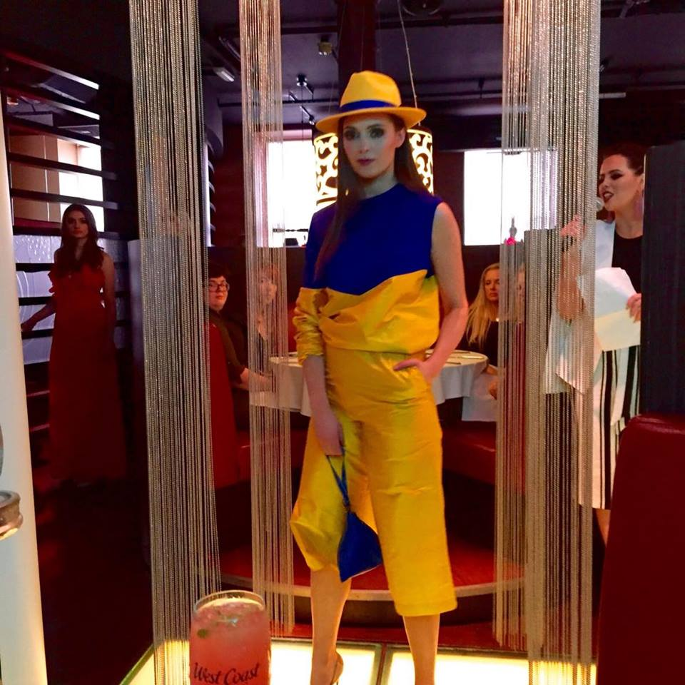 Nor Lisa Fashion Designer West Coast Cooler Belfast Fashion Week Sushi Saturday At Zen Belfast
