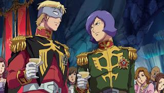 Mobile Suit Gundam: The Origin – Advent of the Red Comet – Episodio 12
