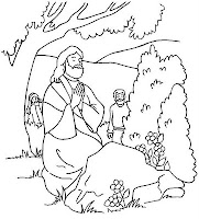 DESENHOS BÍBLICOS PARA COLORIR - TRABALHO COM ENSINO RELIGIOSO
