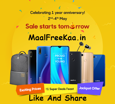 RealMe Loot OFFER