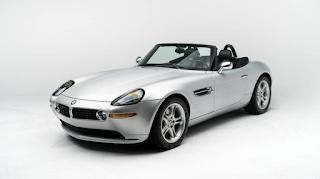 Mobil BMW Z8 Milik Steve Jobs Akan Dilelang