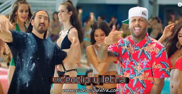 Nicky Jam feat Steve Aoki - Jaleo