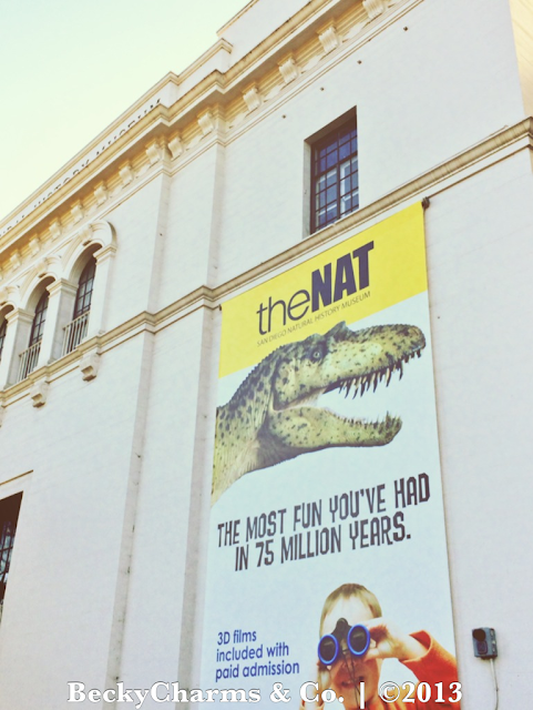 San Diego NAT Natural History Museum || Balboa Park for Free Tuesday by BeckyCharms