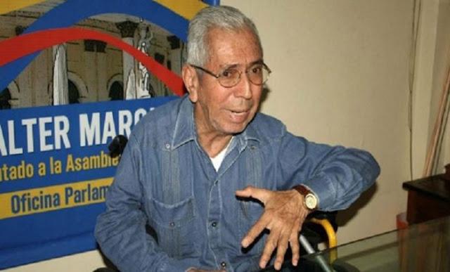 Exdiputado Walter Márquez acusó a la fiscal de la CPI de ignorar la crisis en Venezuela