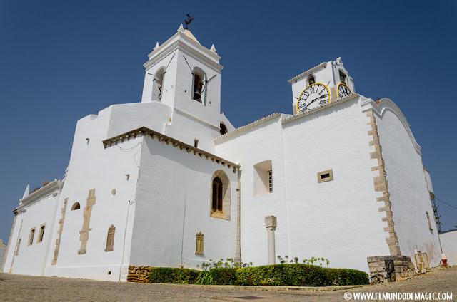 Las mejores playas del Algarve - Iglesia de Tavira