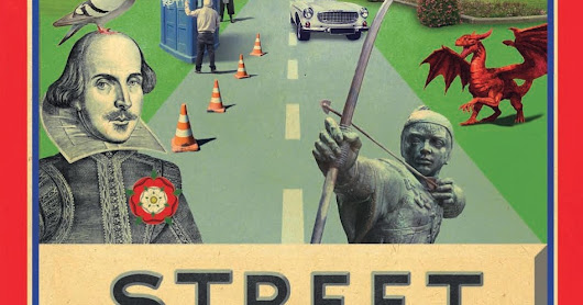 Watling Street - Book and podcast launch