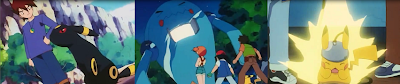 Pokemon Capítulo 14 Temporada 4 Juego De Poder