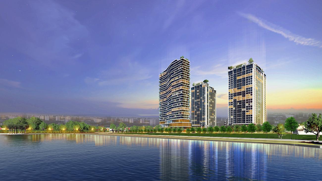 Chung cư Aqua Park Bắc Giang