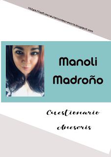 Cuestionario Anescris a Manoli Madroño