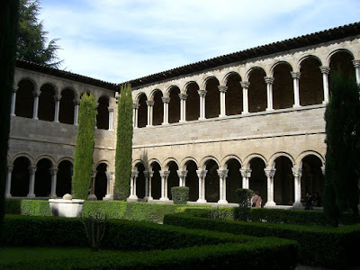 Cloister of Ripoll Monastery