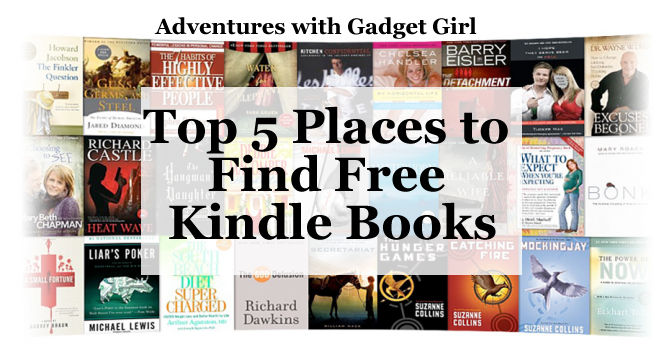 Top 5 Places to Find Free Kindle Books - Blogs - Fort Leavenworth