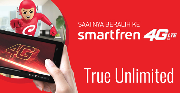 Paket Kuota Internet dan Unlimited Smartfren Murah