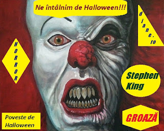 Clovnul malefic al lui Stephen King | Poveste de Halloween