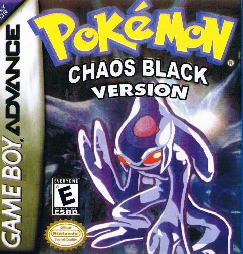 Pokemon Chaos Black - Pokemoner.com