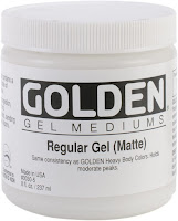 Favorite Product-Golden Gel Matte