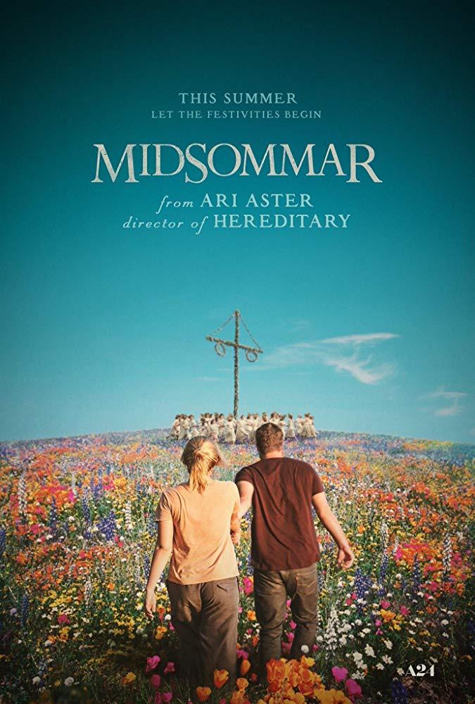 midsommar film poster