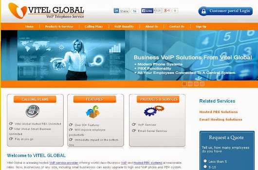 VitelGlobal Communications VoIP Services Review