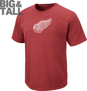 Detroit Red Wings Logo T-Shirt