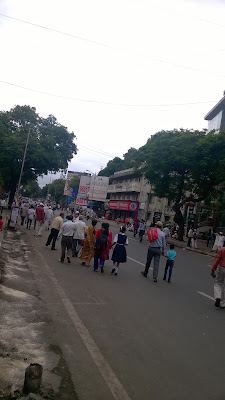 Pandharpur wari, Pune, Wari