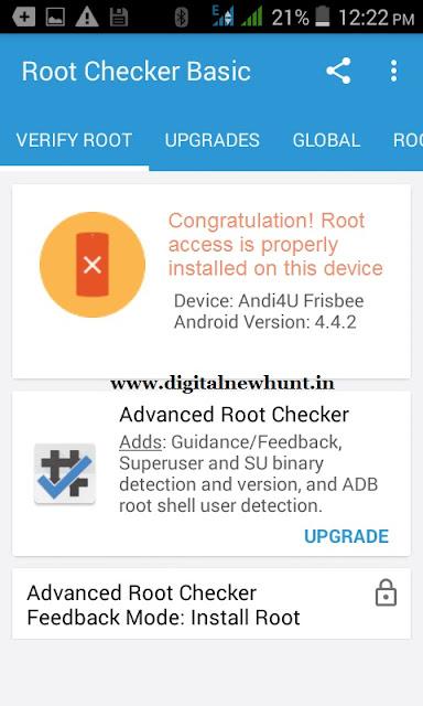 Root Verified