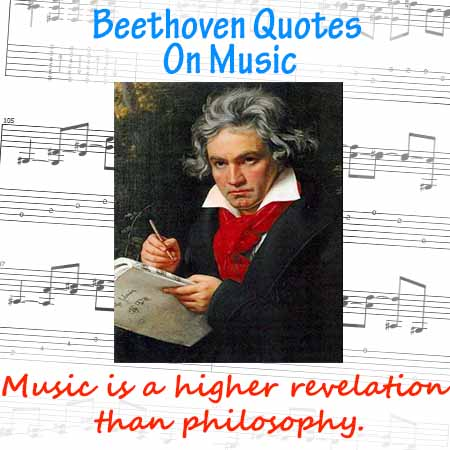 15 Beethoven Quotes On Music Ludwig Van Beethoven Motivation