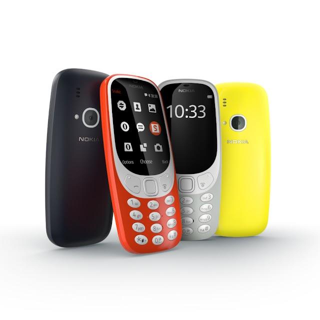 صور هاتف نوكيا الجديد 2017 Nokia 3310 + السعر والمميزات