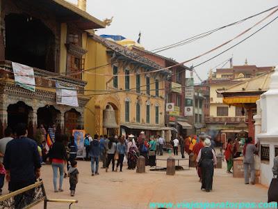 Nepal, un año después del terremoto. 2º parte.