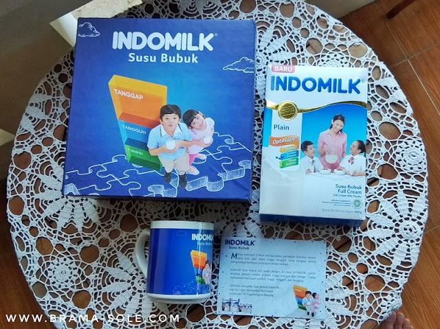 susu dengan omega 3