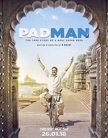 Padman 2018 Full Movie Watch Online pDVDRip Ans Download