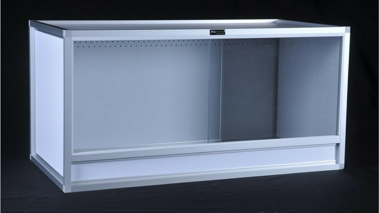¿Cómo hacer un terrario de aluminio con DREMEL® US40 Ultra-Saw™?